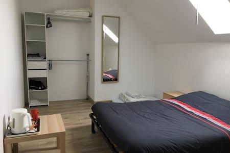 Chambres aux portes de Metz technopole
