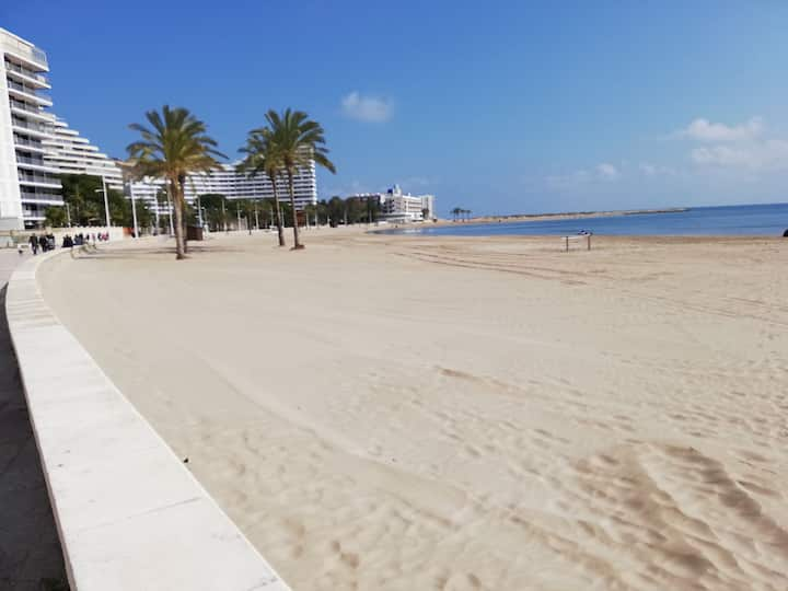 Perfect apartment -2min from the BEACH -CULLERA-