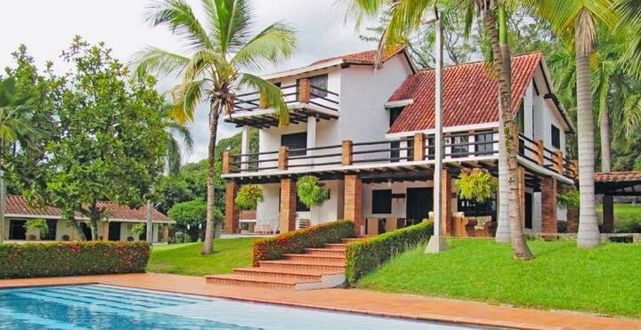 Hermosa Finca En San Jeronimo  Villa Natalie