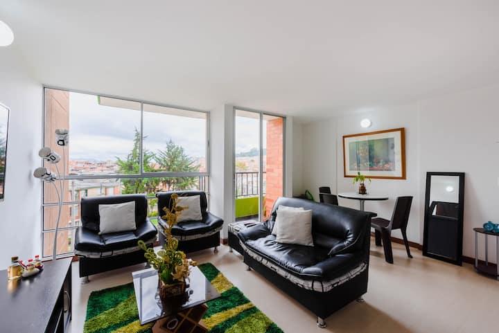 Apartamento Bosques de Salamanca - Bogotá