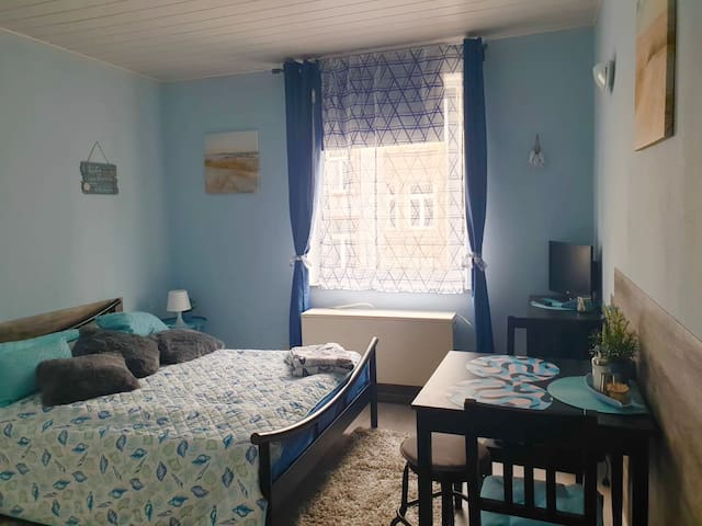 Comfortable apartment for 2 guests for a visit
