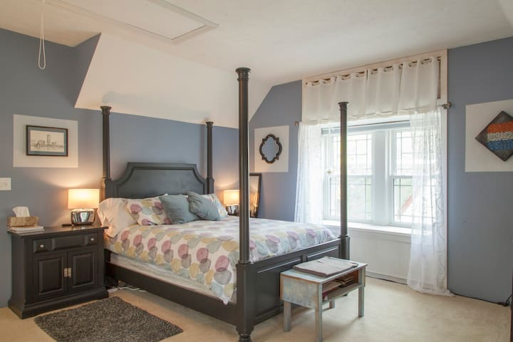 Bright studio suite nr Carrier Dome - Syracuse