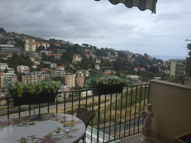 Beautiful Apartment in Sanremo with views - San Remo - Apartment