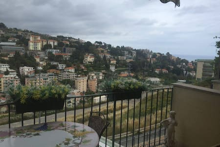 Beautiful Apartment in Sanremo with views - San Remo