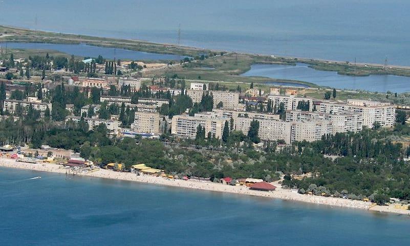 Сдам квартиру у моря Лузановка посуточно - Odessa - Wohnung