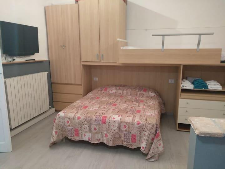 appartamento via cardano piano terra zona duomo