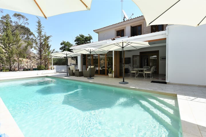 A Private/Exquisite 7 bed mansion