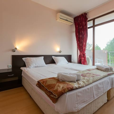 Serviced one bedroom  appartment