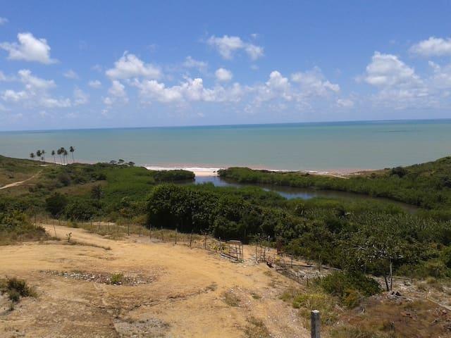 Residencial Granito e Jasmim vista para o mar - Conde