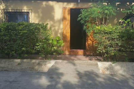 Habitación Cuádruple en casa familiar - Moyogalpa