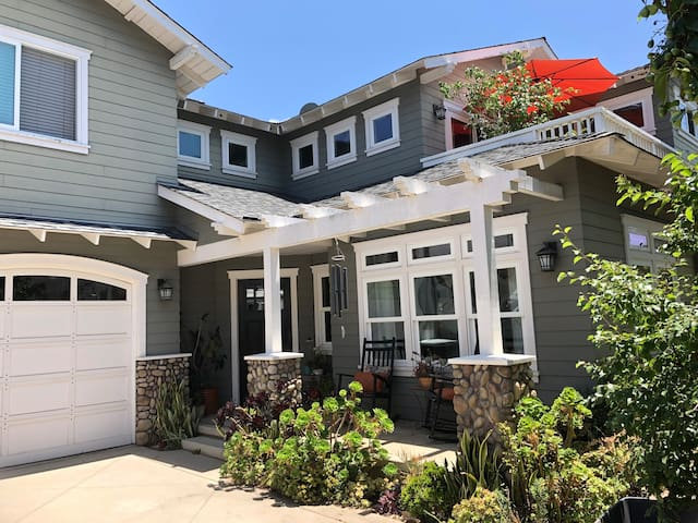 Leucadia Home - Walk to Beach, Restaurants & More