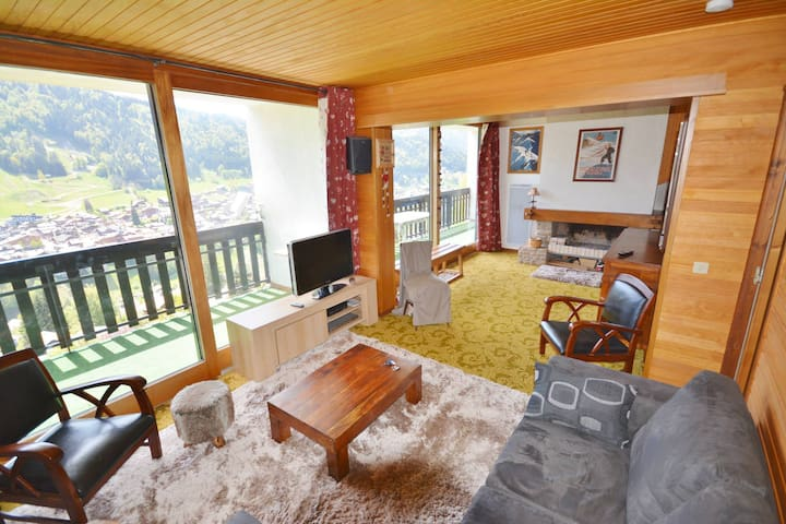 FAYARDS - 6 pers. 236 - 2 Bed Flat with amazing view on Morzine