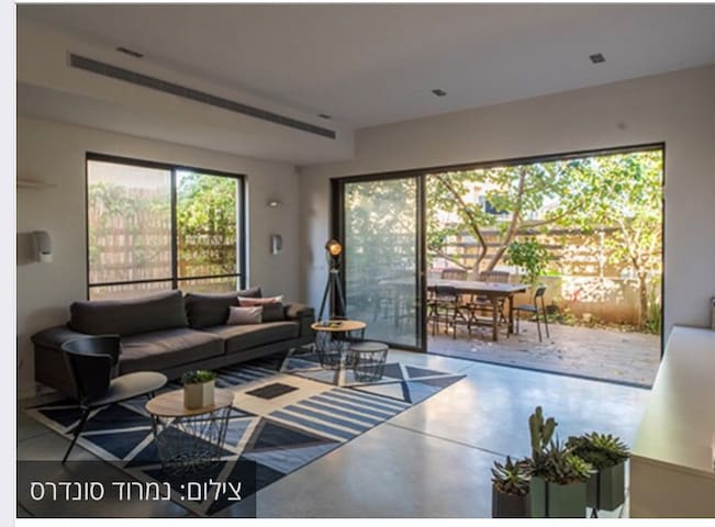 4 Bedrooms perfect TLV luxury villa