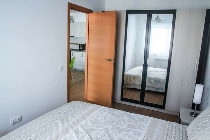 Bright apart. in a perfect location - Cluj-Napoca - Daire