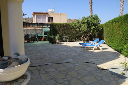 """Demaria"" two bed apartment in Pissouri Bay"