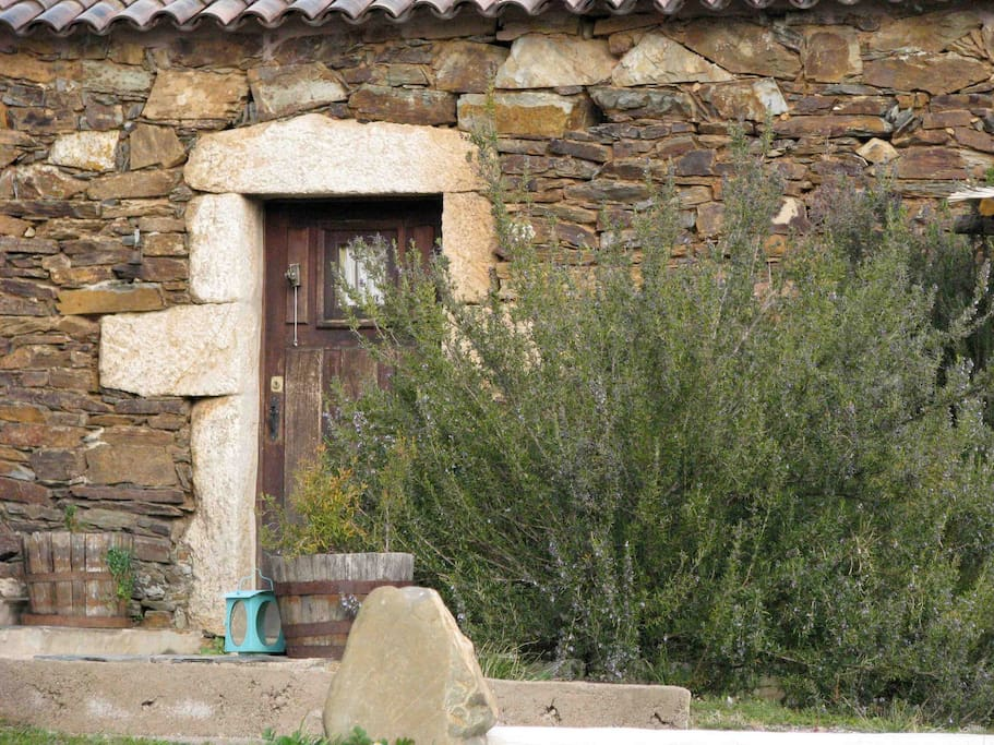 Exterior da Casa do Alecrim