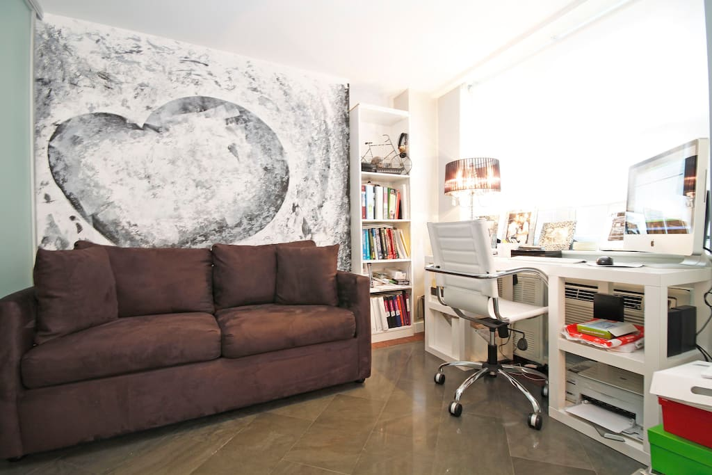 2 Bed 1 5 Bath 5th Ave Luxury Apt Apartments For Rent