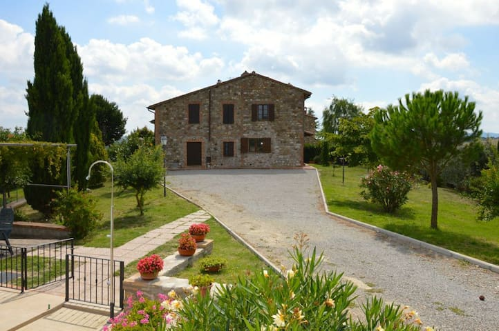 Agriturismo Bardanella  - Leccino - Allerona