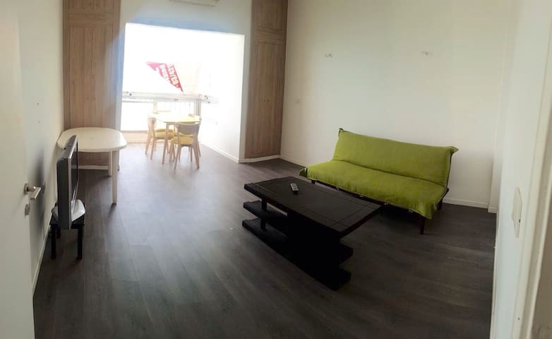 Chalet apartment with sea view in jounieh
