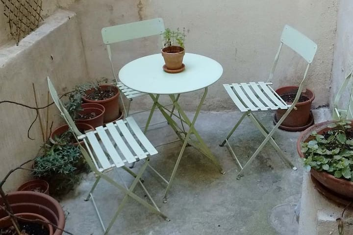 Patio / Courtyard