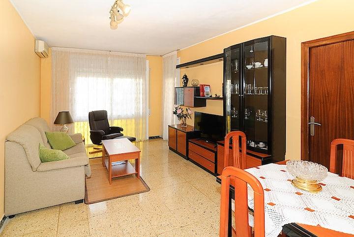 Apartamento ideal para vacaciones en Blanes.