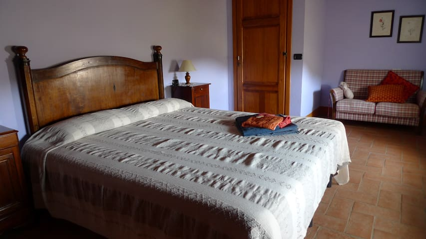Rural and Nature....Welcome!! - Orbicciano Camaiore - Bed & Breakfast
