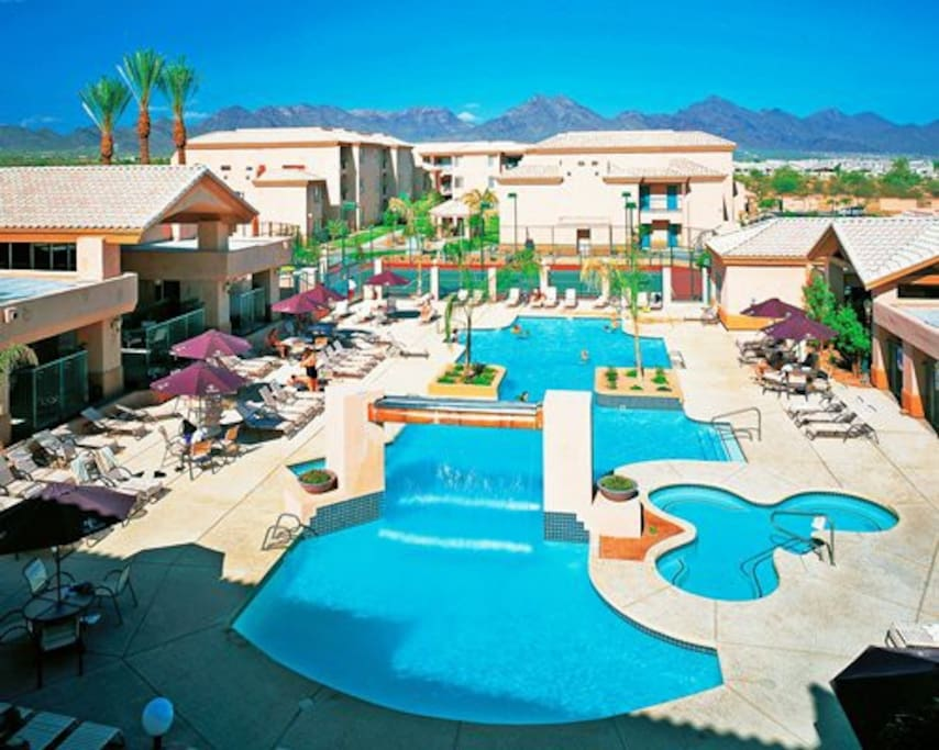 The Mirage Villas Review