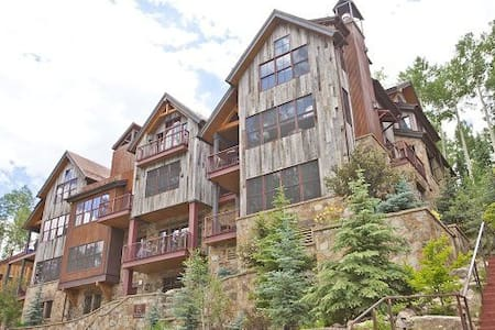 Trails Edge 9 - 3 Bd / 3.5 Ba - Mountain Village