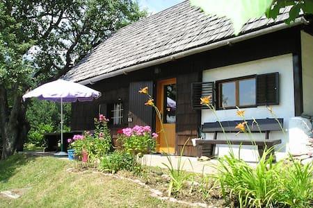 Mountain cottage Vuk, Pokljuka - Koprivnik v Bohinju - Lomamökki