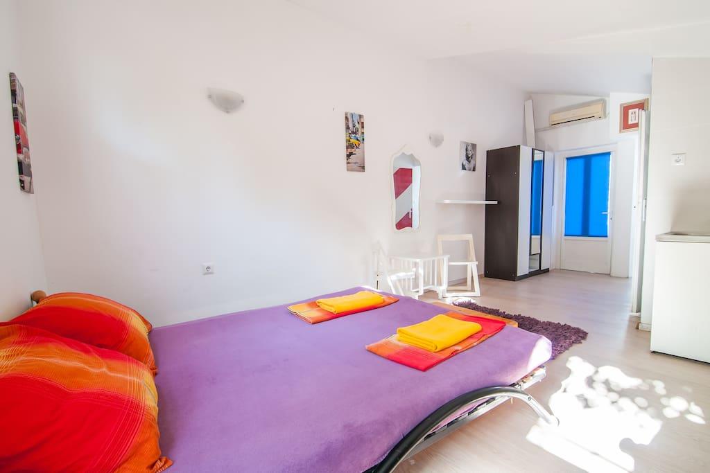 Dubrovnik Fun Studio Apartment