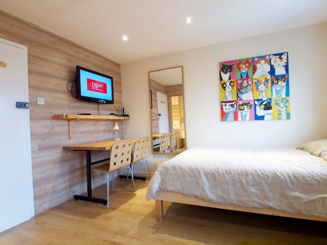 Don't Miss This Studio with Kitchen & WC.  A2 - Londres - Departamento