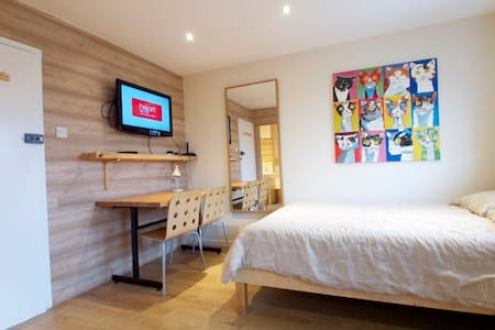 Nice Studio with Kitchen & WC.  A2 - London - Apartment