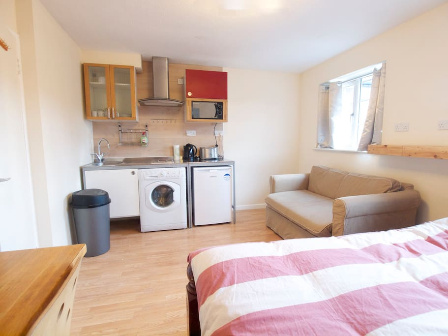 Nice1 Bedroom Apartment Sleeps 4 A3 Apartments For Rent