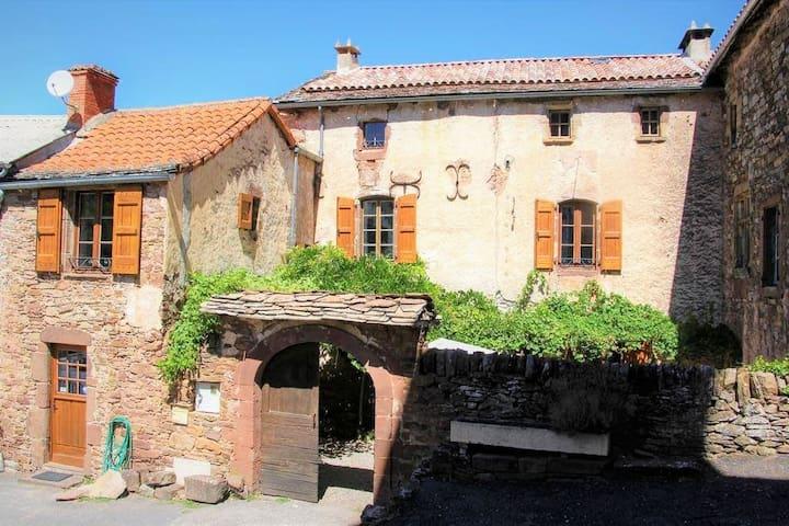 Grand Gîte de la Cazotte, maison familiale