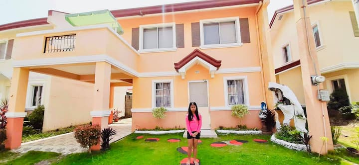 Fully furnish 2 Story's House For Rent