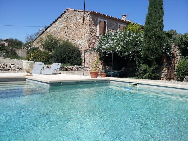 Romantic 'joie de vivre' villa  - Saint Jean De Minervois - Villa