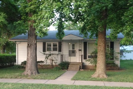 The Little House - Kirksville - Huis