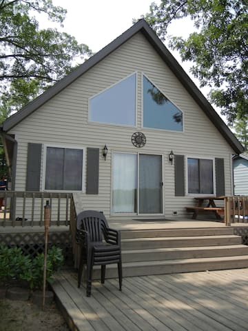 Cottage Rental on Hart Lake(Twin Lake, MI) - Twin Lake