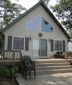 Cottage Rental on Hart Lake(Twin Lake, MI) - Casa