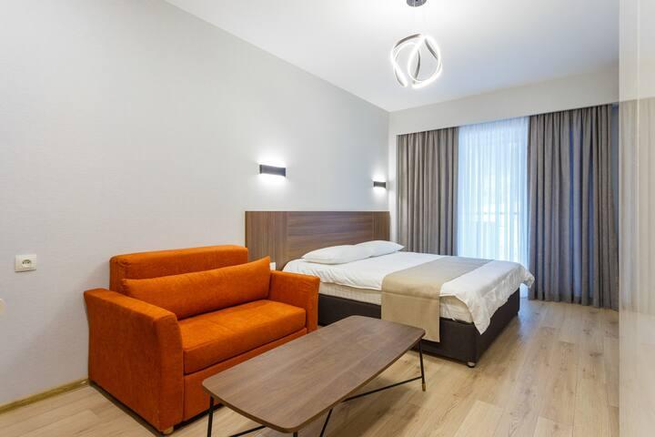 Bakuriani Crystal Residence room 512