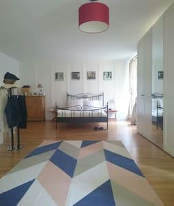 Two floors loft in central Bern - Brno - Apartament