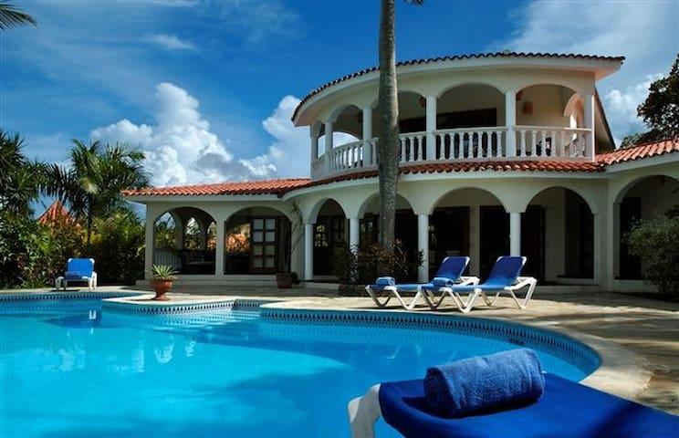 4 BR Villa - Access to All VIP Areas - Puerto Plata - Villa
