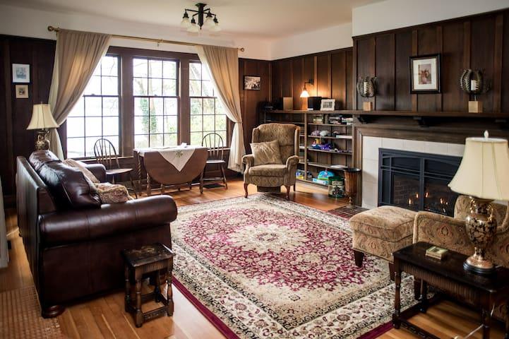 Belle Baldwin House at Fern Cove - Vashon - Haus