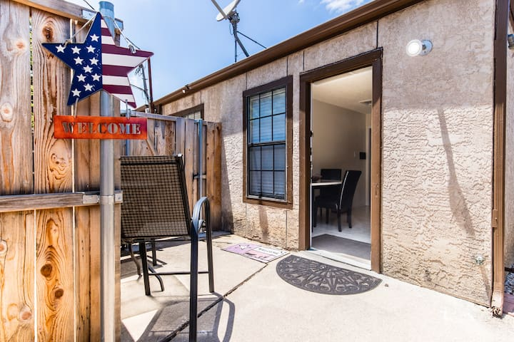 ★40% Monthly Discount★1BR PRIVATE REFUGE W/ BACKYD