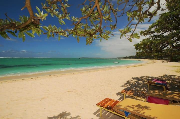 Villa L'Artiste Palmar private Beach Pool wifi