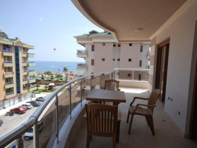 Отдых у моря на песчаном берегу 12 - Oba - Apartment