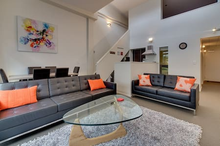 Awesome 2 bed Cuba Apartment - Wellington - Apartemen