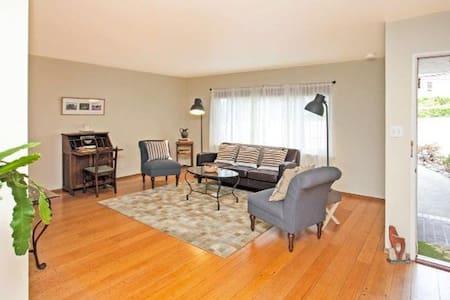 Private room available - Piedmont - Departamento