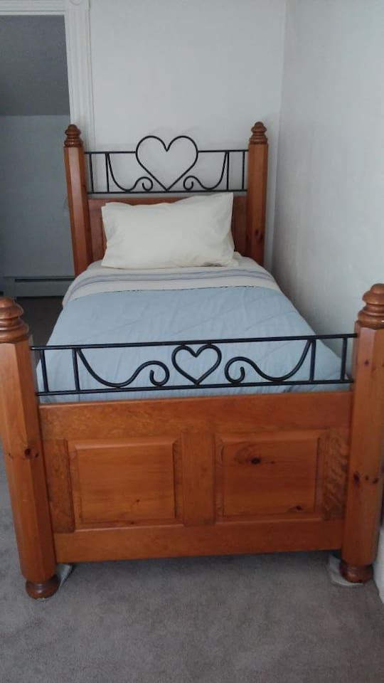 single bed ….only
