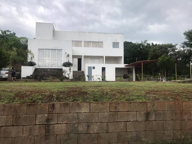 Ampla Casa de Campo em Capim Branco
